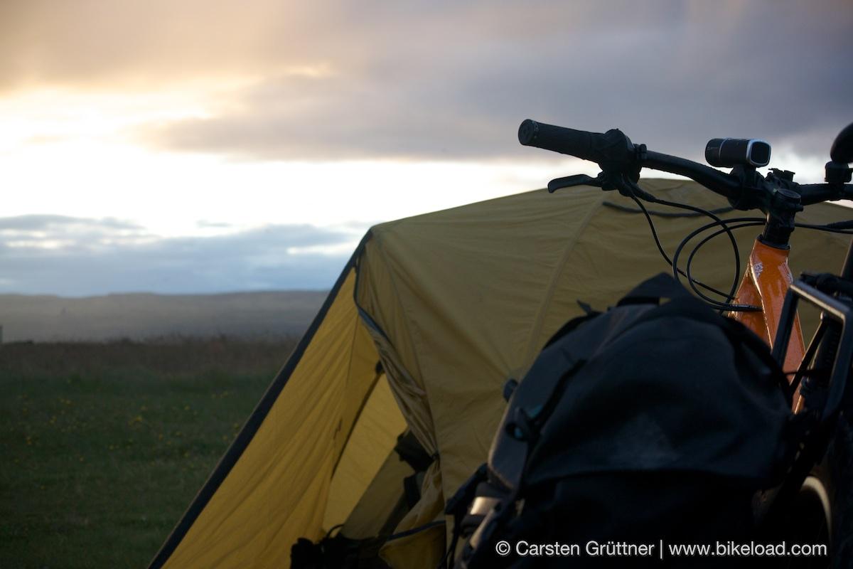#Camping#Island#Cycling